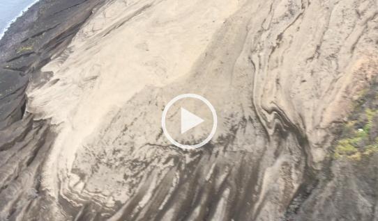 Flyover Surtsey